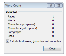 Word Count 20-03-2014